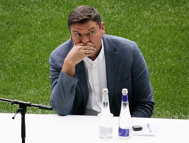 Спортивный директор «Динамо» пообещал побриться налысо, если клуб неподпишет нового нападающего