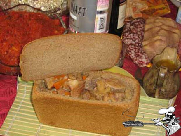 Мясо,  пиво и корочка хлеба (рецепт недели)