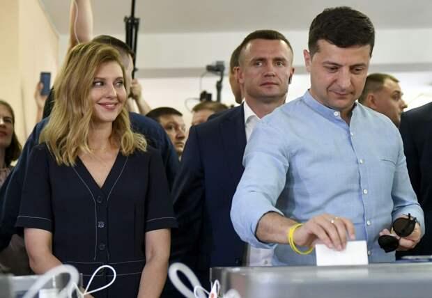 На Украине опубликовали итоговые данные по выборам в Верховную раду