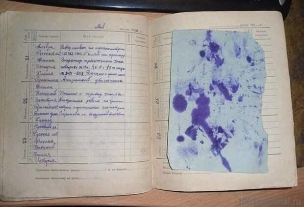 Советское школьное детство