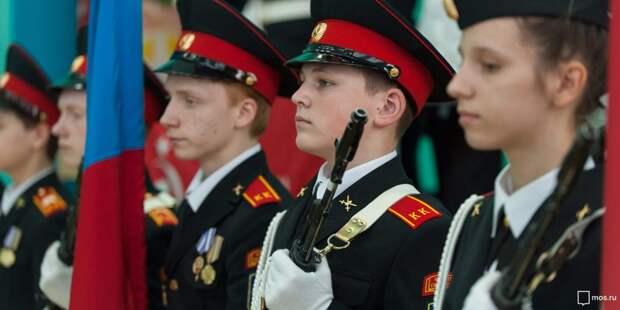 В новом учебном году в школе на Дубравной откроют кадетский класс