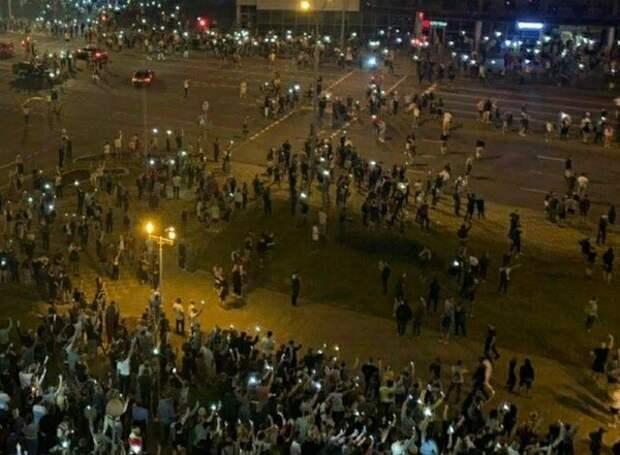 Белорусские СМИ сообщили о задержании в Минске организаторов массовых беспорядков