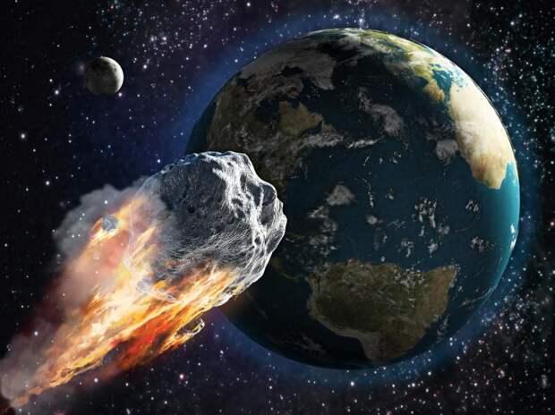Астероид размером снебоскреб пролетит рядом сЗемлей: Новости ➕1, 14.05.2021