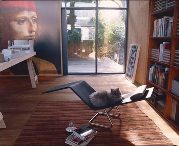 Интерьеры с мебелью от компании Vitra. Часть 1
