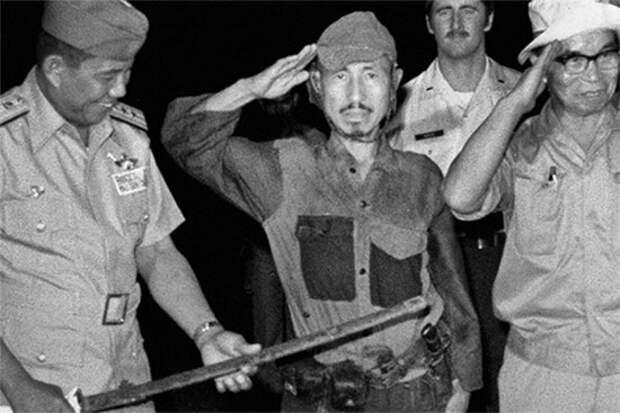 Хироо Онода — офицер, который не поверил, что война окончилась. Как японец тридцать лет партизанил в лесу