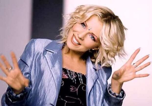 Певица, покорившая сцену в конце 1980-х – 1990-х гг.   Фото: muslib.ru