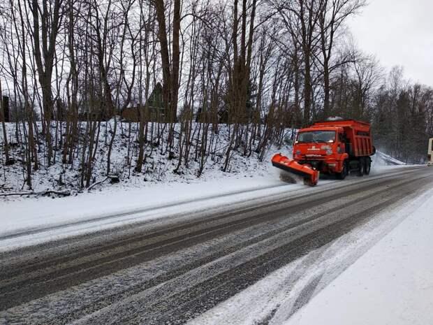 30 января в Ленобласти ожидается -5, снегопад и гололедица