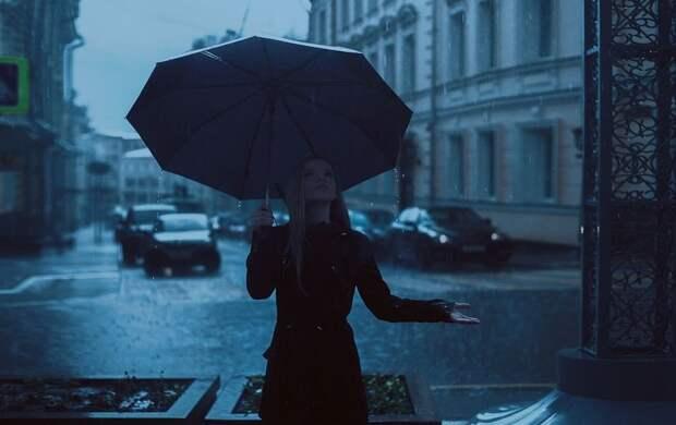 Погода в Петербурге на неделю: в какой день не будет дождя
