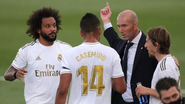 Игроки «Реала» уверены, что Зидан покинет команду летом