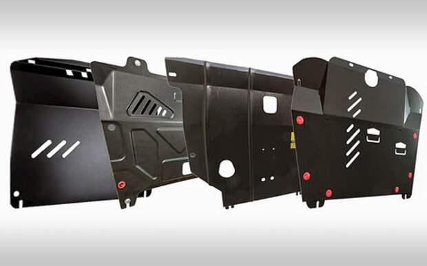 Защита картера — выбираем бронежилет для двигателя