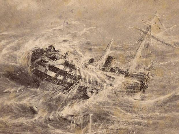 Фото №6 - Призраки океана: 4 загадочные истории исчезновения экипажей кораблей