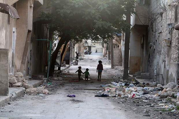В Сирии зафиксировано 55 нарушений режима тишины