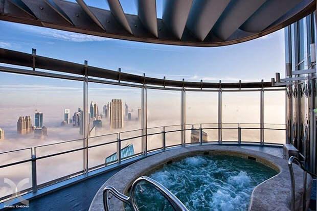 Ошеломительная и немного смешная роскошь Дубая