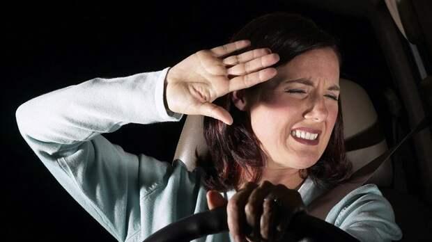 Что делать, если фары других машин слепят вас на дороге
