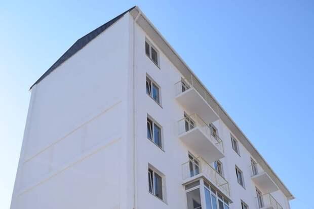 На строительство служебного жилья для медиков в Крыму потратят 100 миллионов рублей