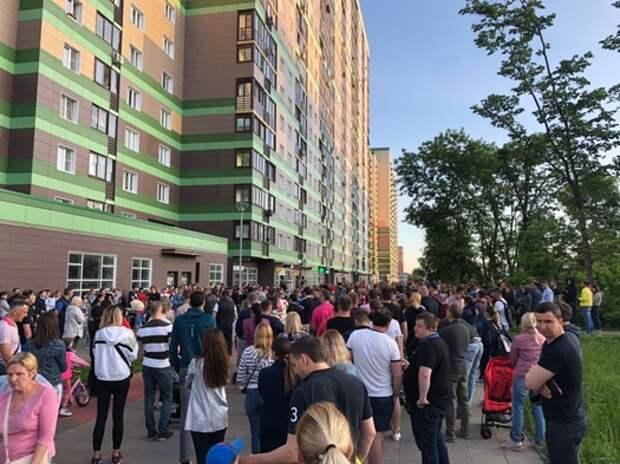 Жители Путилково: «Никита Белянкин - не первая жертва нашего гетто»