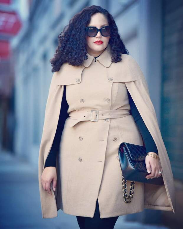 Мода plus size в сезоне весна-лето 2019