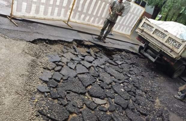 Подрядчик переделает работы на Хорошевском шоссе при обнаружении недочетов — МОЭК