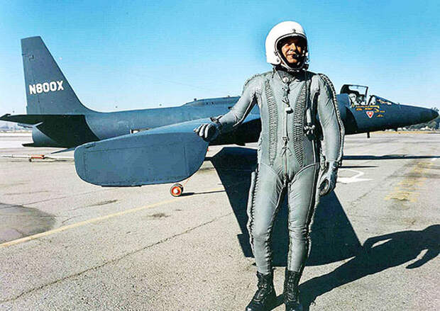 Последний полет У-2 над СССР