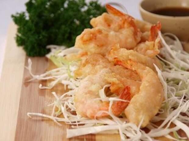 Темпура — рецепт для рыбы, морепродуктов и овощей — Рецепты Джейми Оливера