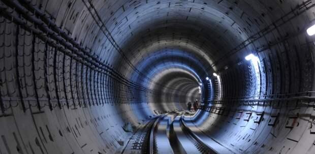 Проходку тоннелей Большого кольца метро планируется завершить в этом году