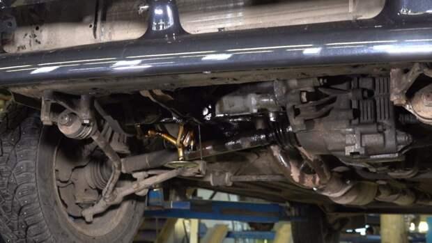 Некоторые полезные системы автомобиля могут быть опасны для мотора