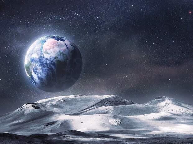 Зачем нам Луна? Кратко о перспективах Седьмого континента Земли
