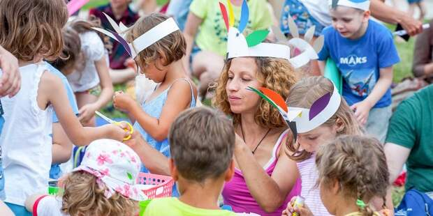 Праздник в честь Дня защиты детей устроят на Дмитровке Фото с сайта mos.ru