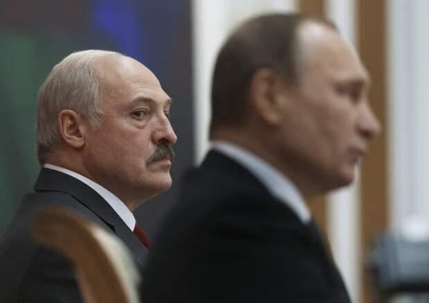 Внезапный визит Лукашенко в Петербург явно важнее, чем кажется