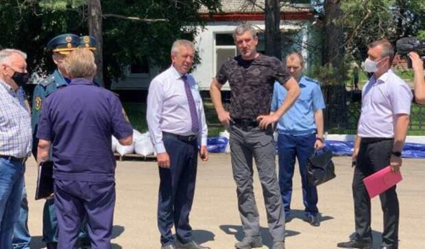 Губернатор Амурской области отметил усилия Группы ННК поподготовке кработе врежиме