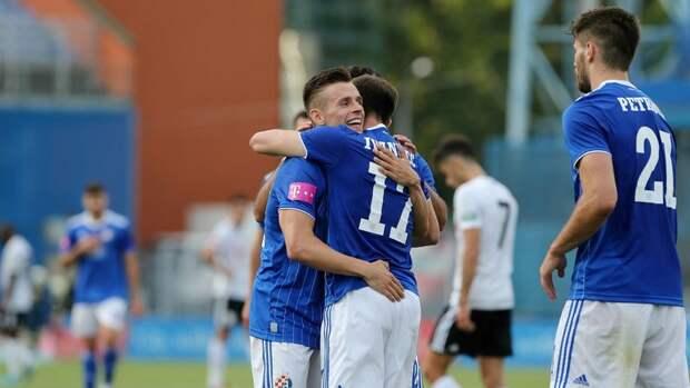 «Динамо» изЗагреба в21-й раз стало чемпионом Хорватии