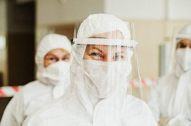 В России выявили 8,5 тысячи новых случаев заражения COVID-19