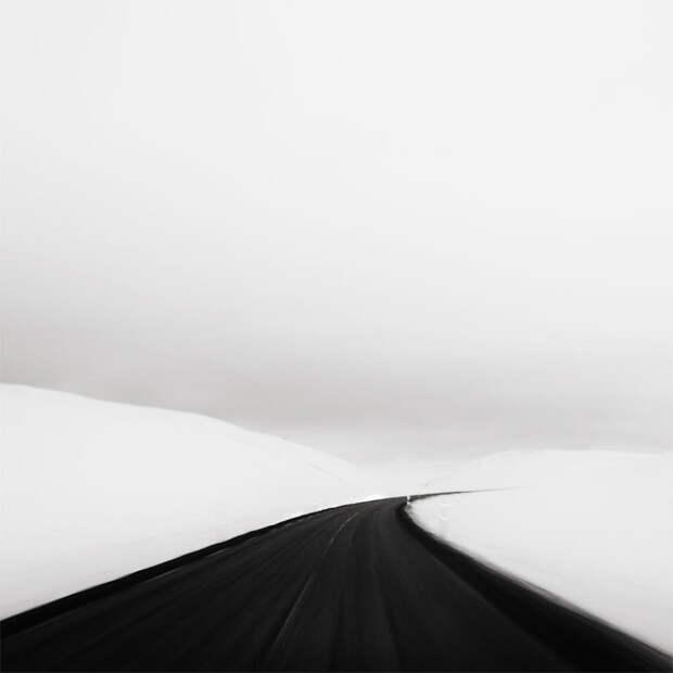 Фотограф запечатлел одни из самых красивых дорог мира на незабываемых фото