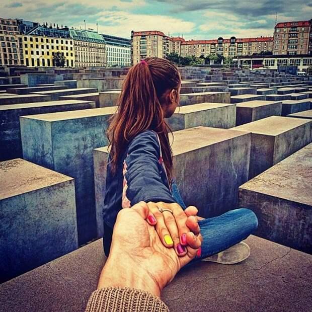 Возьми меня за руку и следуй за мной (38 фото)