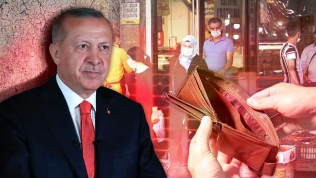 Снова на рисе и макаронах: Эрдоган сделал все, чтобы отбросить Турцию в девяностые