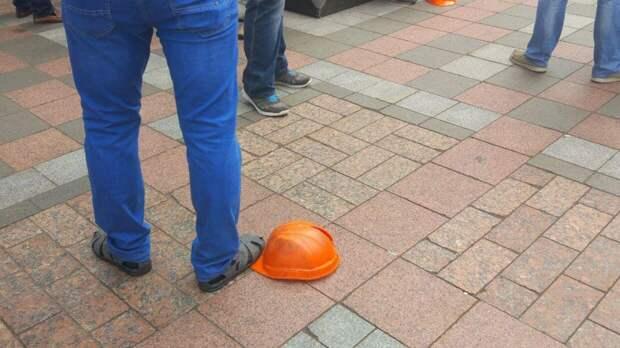 Шахтеры съедутся в Киев на акцию протеста 12 мая