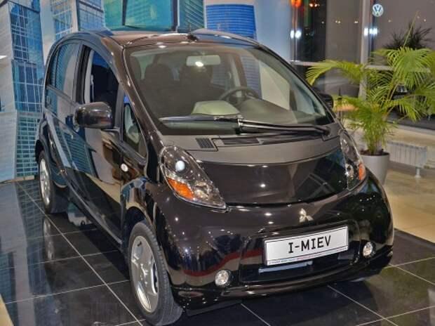 Mitsubishi отзывает 257 автомобилей i-MiEV в России