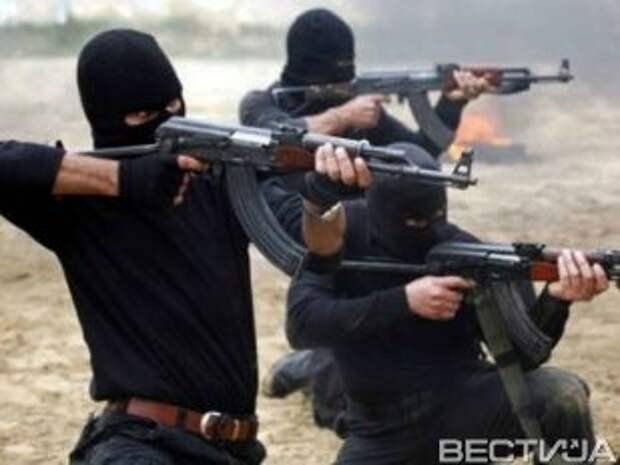 Террористы обстреляли колонии в Горловке и захватили заложников
