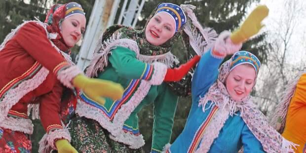 Семейный центр в Песчаном познакомит детей с масленичными забавами