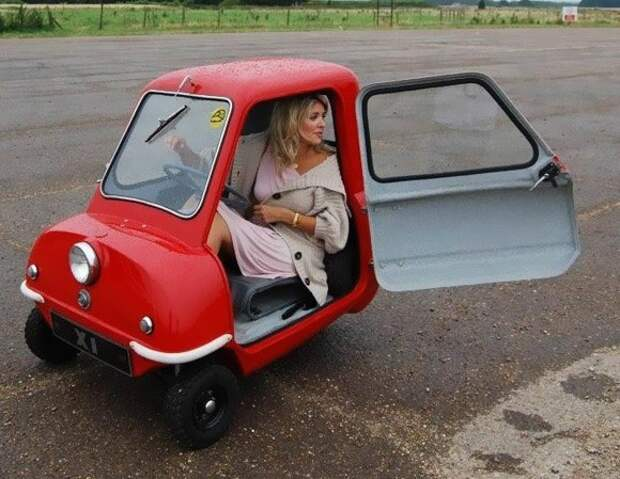 Автомобильные чудеса: удивительные разработки сумасшедших автомехаников