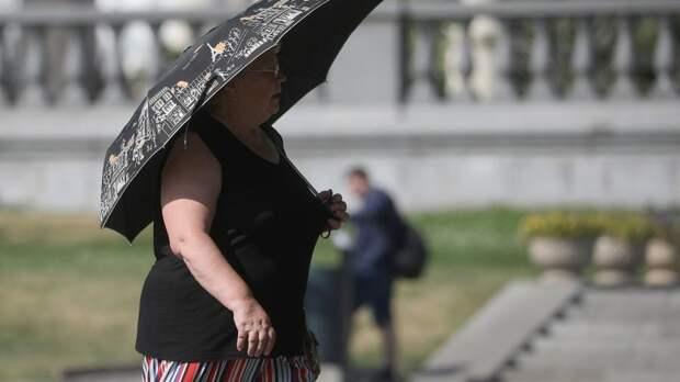 В Москве ожидается рекордная за 140 лет жара