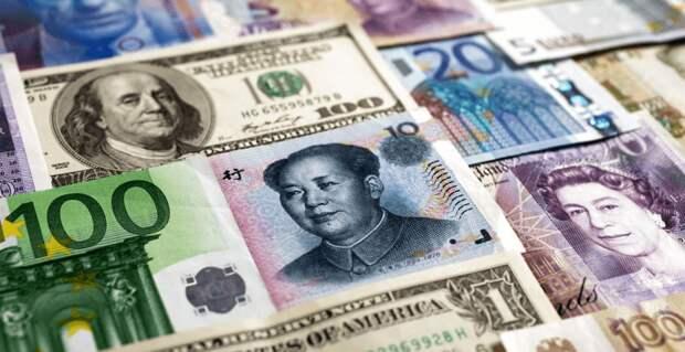 Официальные рыночные курсы инвалют на 17 сентября установил Нацбанк Казахстана