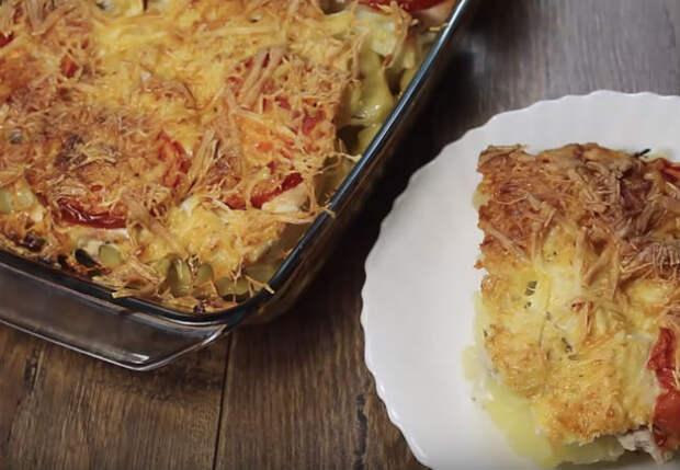 Маринуем курицу в кефире: сочная запеканка на 3 дня