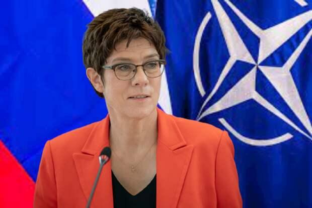 «Главред»: в Германии обратились к НАТО и резко пригрозили России ударом