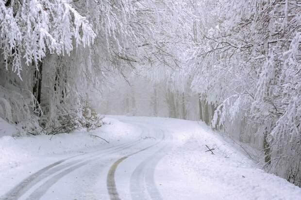 Ясная и морозная погода ожидается в Удмуртии 11 марта