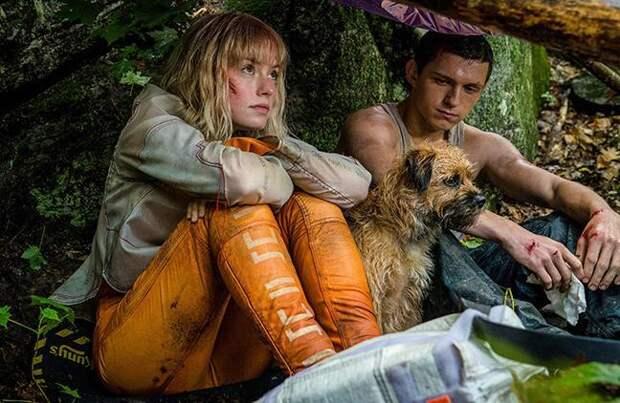 8 свежих фантастических фильмов, вышедших в 2021 году