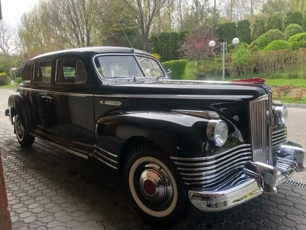 Москвич выставил на продажу 73-летний советский лимузин за рекордные 57 млн рублей: фото