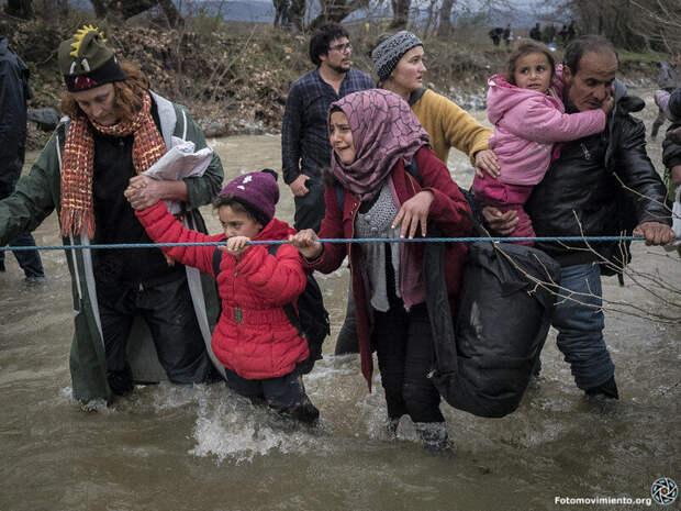 Подвиньтесь, братушки: непонятные мигранты из Турции в Болгарию мешают экономике