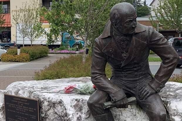 В Совфеде сочли Аляску русской землёй после требований снести памятник колонизатору Баранову