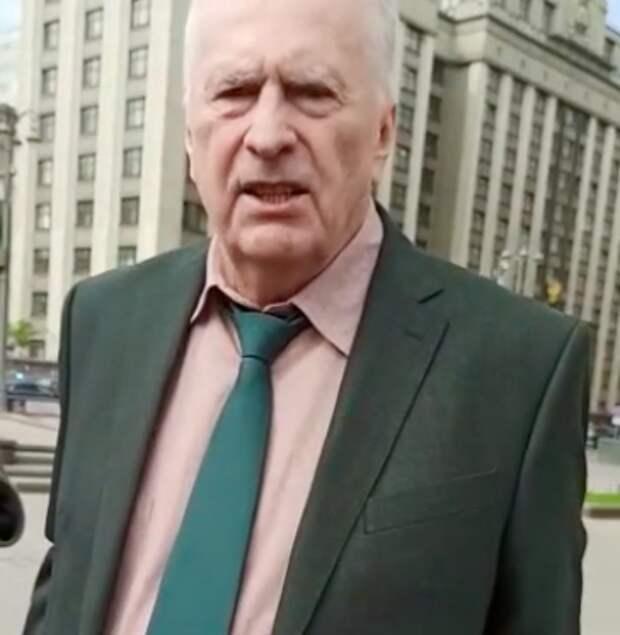 Жириновский захотел «раскулачить» олигархов